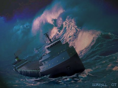 The Edmund Fitzgerald (1976 song version)