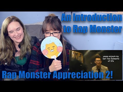 An Introduction to Rap Monster (Rap Monster Appreciation 2!)
