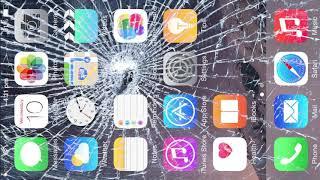 Cracked iPhone Screen screenshot 4