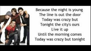 Big Time Rush - City Is Ours (lyrics)
