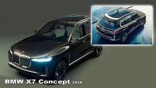 BMW X7 Concept - Interior and Exterior | NEW BMW X7