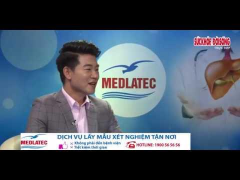 Phương Pháp Điều Trị Gan Nhiễm Mỡ - PGS TS Trịnh Thị Ngọc   HỘI THẢO CHUYÊN ĐỀ   MEDLATEC