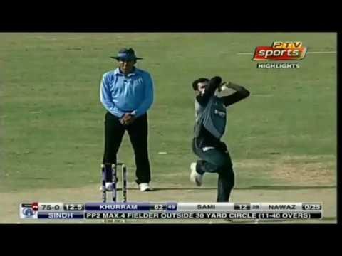 Pakistan Cup 2016 Balochistan vs Sindh Highlights