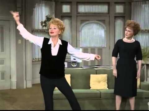Lucy Teaches Ethel Merman to Sing
