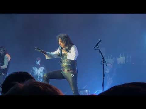ALICE COOPER - PARANOIAC PERSONALITY - Live Frankfurt Germany 2017