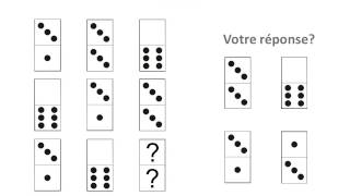 Test domino: concours infirmier IFSI
