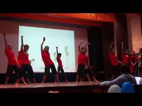 Beautiful dance performance: Ashayen Mile