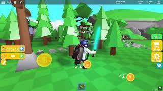 [Jogos de Victor] Roblox ⚡ aumenta ⚡ simulador de saber ⚔️