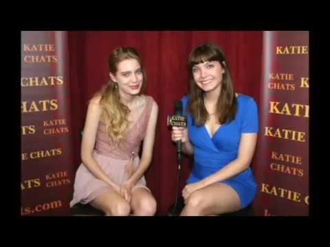 KATIE CHATS: TIFF, SMITHEETV, CLARA PASIEKA, ACTRESS, MAPS TO THE STARS