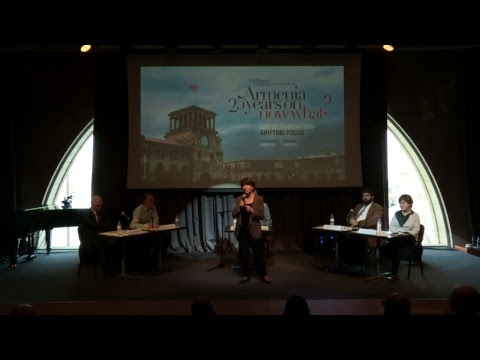 USC END OF TRANSITION: Armenia 25 Years On. Now What? | DAY 2_Yerevan