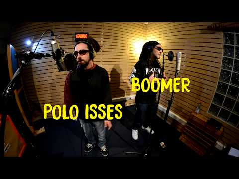 REGGAE SESSIONS VOL.5: BOOMER FEAT. POLO ISSES