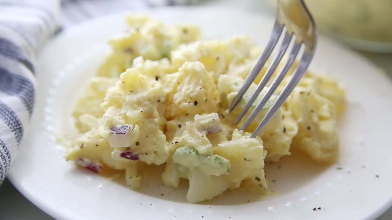 America's Test Kitchen Potato Salad Recipe Pickle Juice