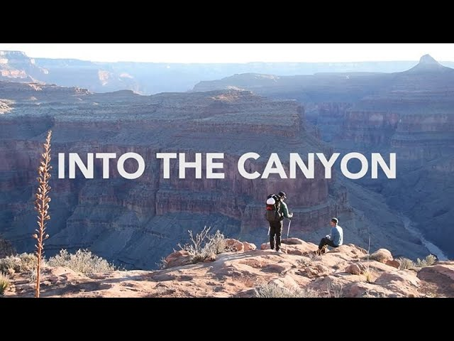 'Into The Canyon' Documentary Film Trailer