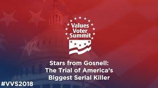 VVS 2018 Panel: Stars of Gosnell
