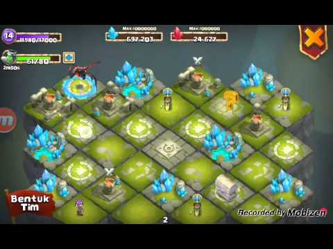 Castle Clash : How To Get Moltanica