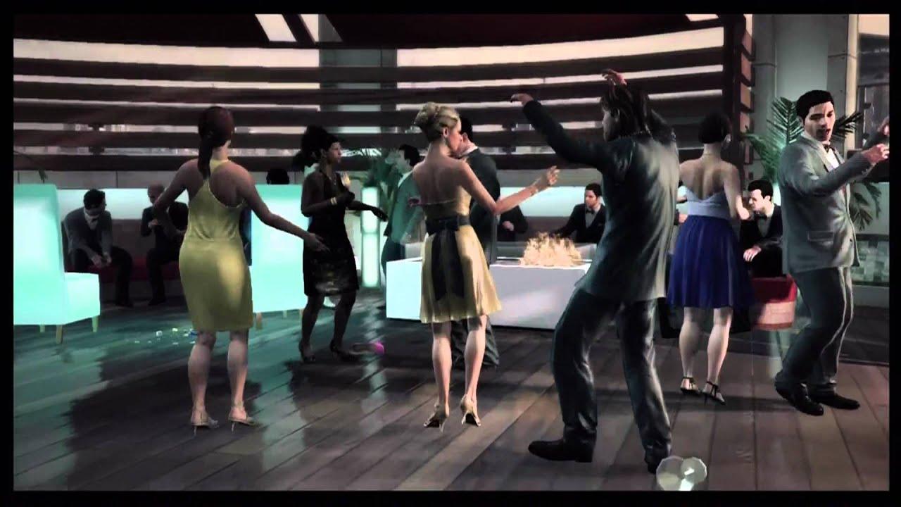 Max Payne 3 Mission 1