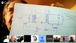 Мастер-класс по резонансному трансформатору с Александром Андреевым (ч 2)
