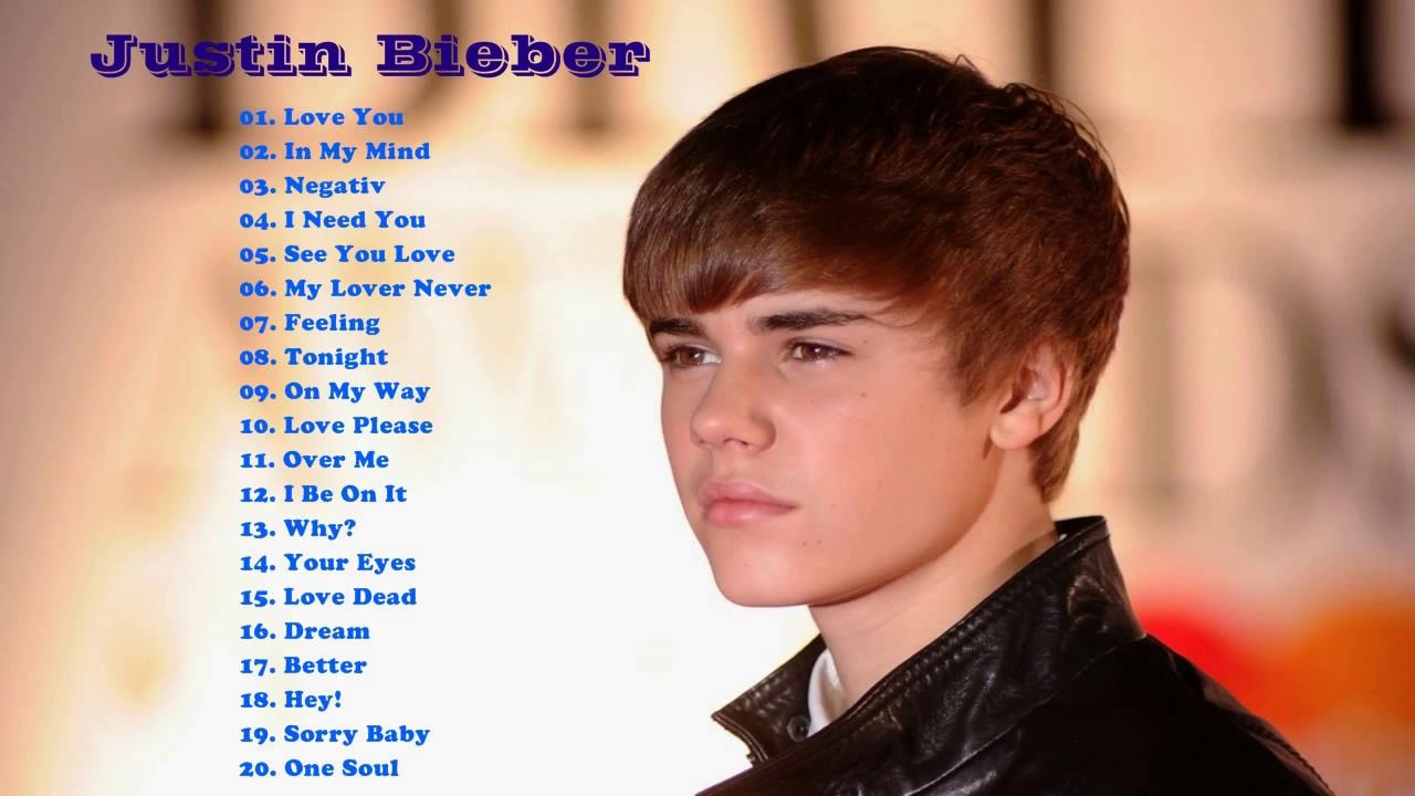 Justin Bieber New Songs 2016 [Justin Bieber Greatest Hits] Justin Bieber  Album
