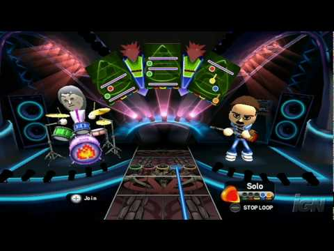 Guitar Hero World Tour Wii Review