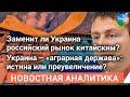 Марунич: Украина – «аграрная держава»: истина или преувеличение?