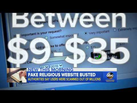 'Pay to Pray' Website to Return $7.8M to Consumers