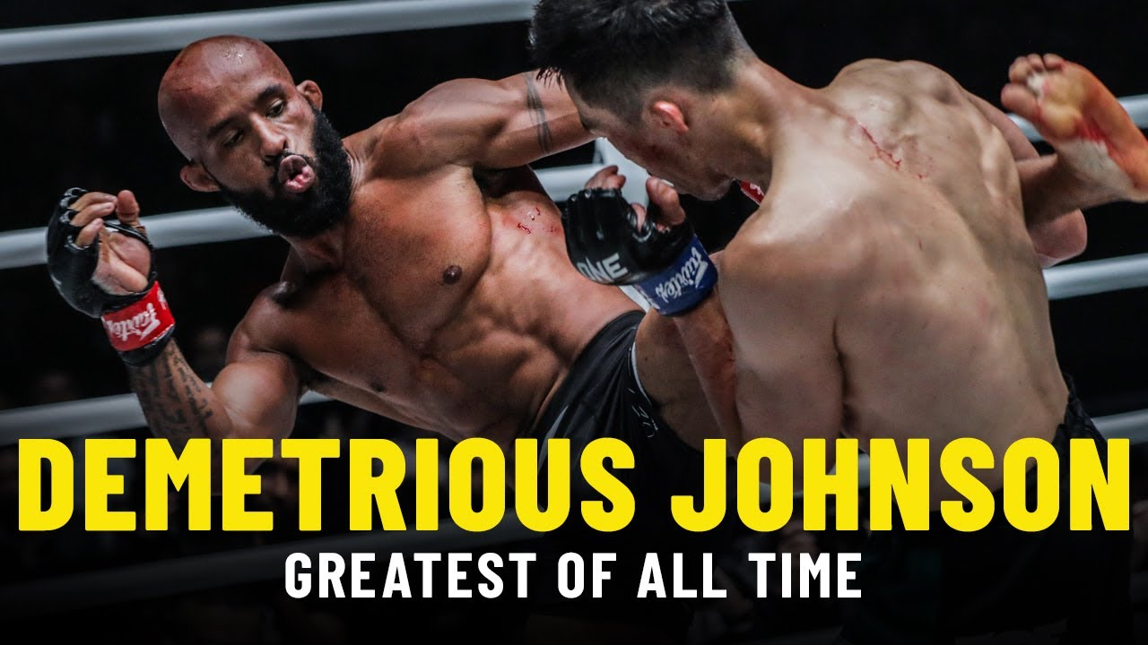 Demetrious Johnson: The Greatest Flyweight Of All Time?
