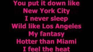 Pitbull ft. Chris Brown - International Love [LYRICS] the other version