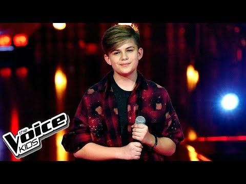 "Mateusz Gędek – ""Perfect"" – Finał – The Voice Kids Poland"