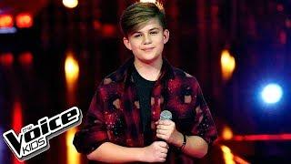 """Mateusz Gędek – """"Perfect"""" – Finał – The Voice Kids Poland"""