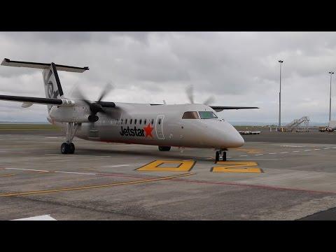Jetstar starts New Zealand Regional Service  2015