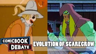 Evolution of Scarecrow in Cartoons in 6 Minutes (2017)