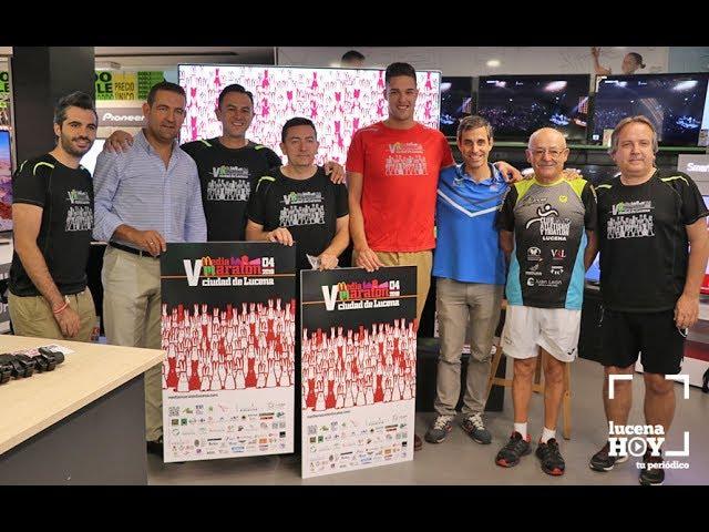 VÍDEO: Se buscan 1.250 corredores para la Media Maratón más singular de Andalucía