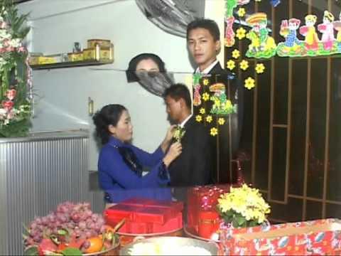 Dam cuoi Thanh Tu & Buu Lam