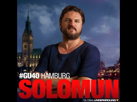 GLOBAL UNDERGROUND 40 Hamburg SOLOMUN CD1