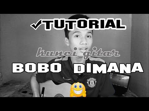 Guitar Chord Bobo Dimana
