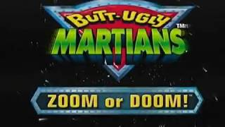 Butt-Ugly Martians: Zoom or Doom! PlayStation 2: Conqueror