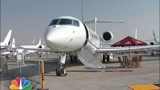 بالفيديو.. المملكة والإمارات تستحوذان على سوق الطائرات الخاصة بالمنطقة