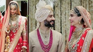 Sonam Kapoor & Anand Ahuja's Complete Wedding Ceremony From Mehndi To Reception