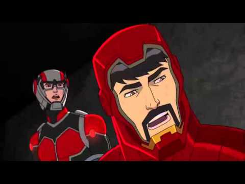 Marvel's Avengers Assemble  S02 E17 The Ultron Outbreak 1080p HD