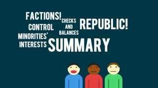 AP Gobierno de los Estados unidos de Proyecto: The Federalist Papers #10