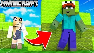 ZOMBIE TROLL?! - ZABAWA W CHOWANEGO W MINECRAFT (Hide and Seek) | Vito vs Bella