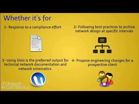 Cool Trick To Automated Network Diagram Tool YouTube