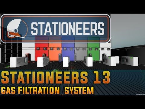 Stationeers | Epic Gas Filtration System | Season 2 - Episode 13