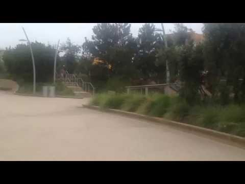Quick peek at Tongva Park, Santa Monica's newest public park