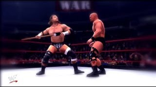 WWE 13 - Stone Cold vs Triple H | Survivor Series 2000 Promo
