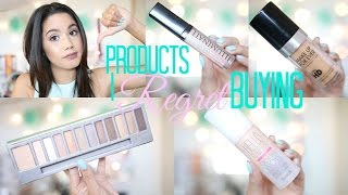 PRODUCTS I REGRET BUYING #7 |  BECKYMORFIN