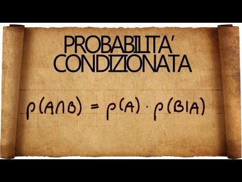 Probabilità Condizionata - Eventi dipendenti ed Indipendenti ;)