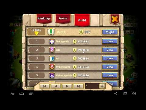 Castle Clash Join My Guild