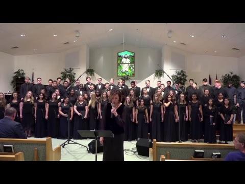 2019/03/16 Fletcher Academy Choir Morganton SDA Church