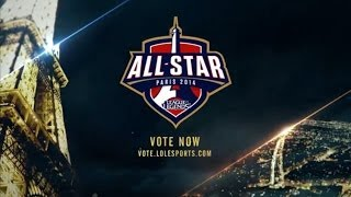 Rock the Vote in Europe for All-Star Paris 2014(Voting for the 2014 All-Star Event in Paris, France is now live! GO TO: http://vote.lolesports.com All-Star Challenge details: ..., 2014-03-30T20:53:26.000Z)